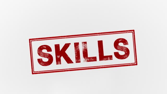 vidéos et rushes de compétences - bol vide