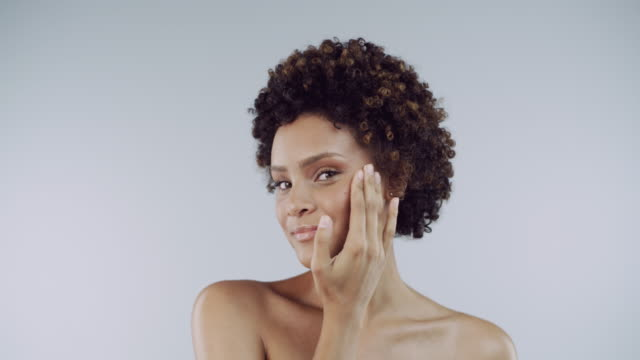 skin care is so much more than makeup - beautiful woman stock videos & royalty-free footage