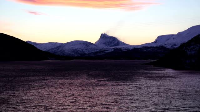 Skjomen fjord, Norway