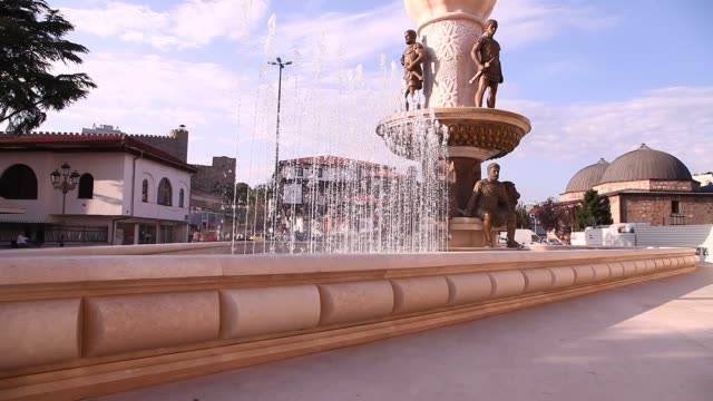 skopje - male likeness stock videos & royalty-free footage