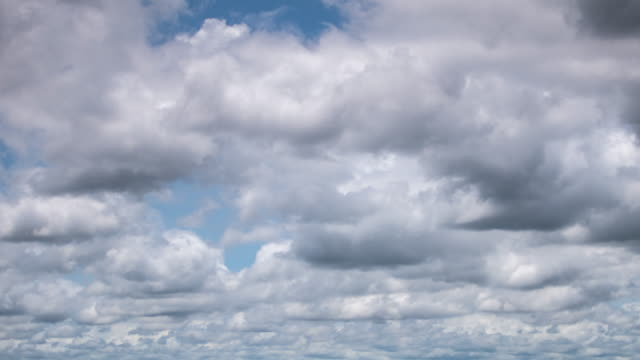 Sky and Cloud Time Lapse movement , Nature footage background