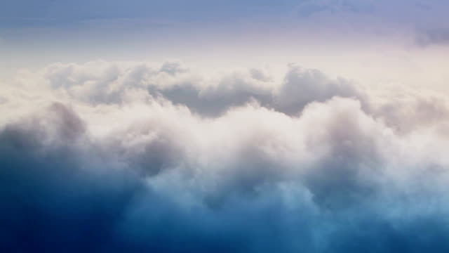 Céu e Nuvem