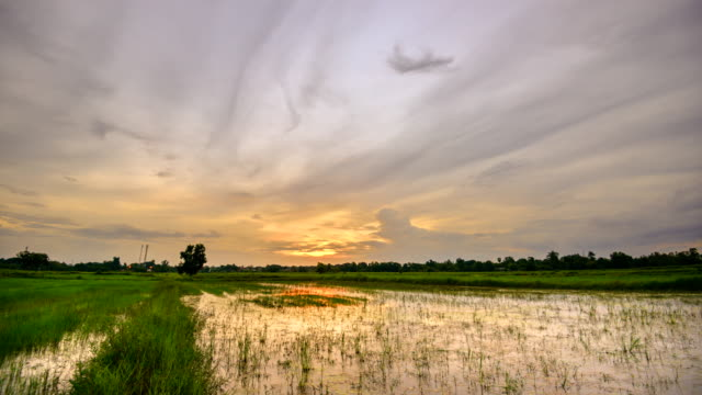 sky at sunset (hdr) - high dynamic range imaging stock videos and b-roll footage