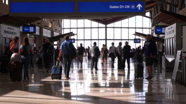 sky harbor airport - phoenix arizona stock videos & royalty-free footage