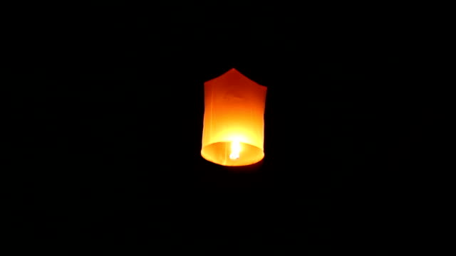 sky lantern traditional festival. - sky lantern stock videos & royalty-free footage