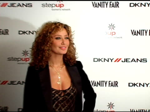 DJ Sky Nellor at the Vanity Fair In Concert to Benefit Step Up Women's Network Presented By DKNY Jeans at Irving Plaza in New York New York on...
