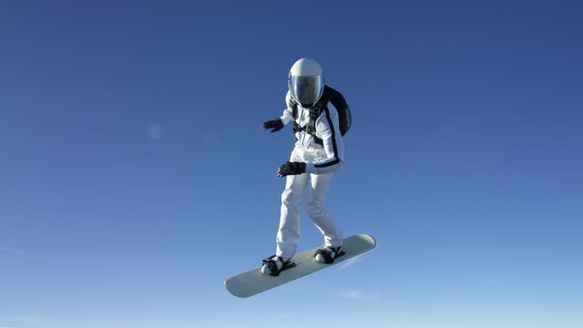 sky surfing - expertise stock videos & royalty-free footage