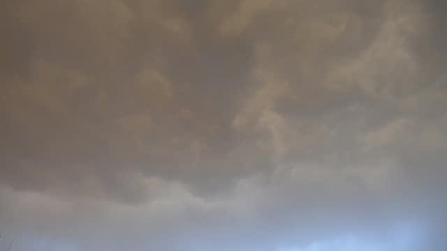 sky thundering / jerash, jordan - ominous stock videos & royalty-free footage