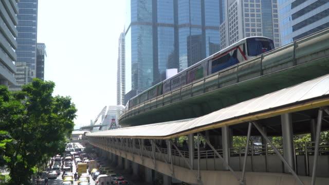 BKK train ciel