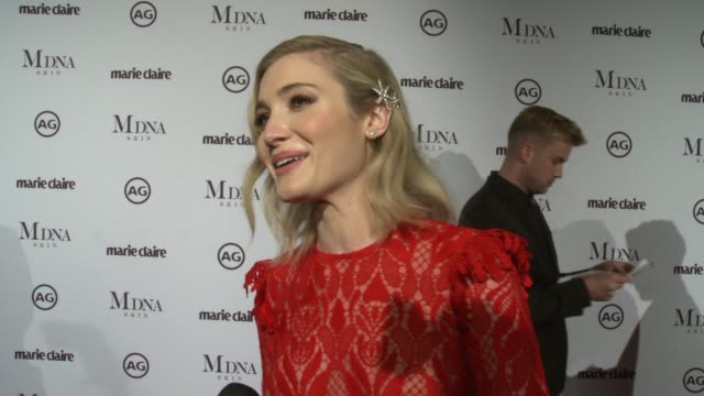 interview skyler samuels on what brings her out why its important to support these creative artists and who influences her fashion at the marie... - image stock videos & royalty-free footage