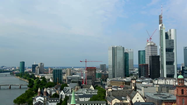 Skyline Frankfurt, Real Time