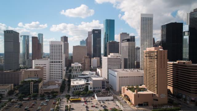 Skyline of downtown Houston, Texas, USA