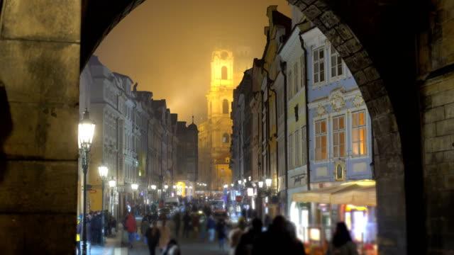 Skyline Prague, Time Lapse