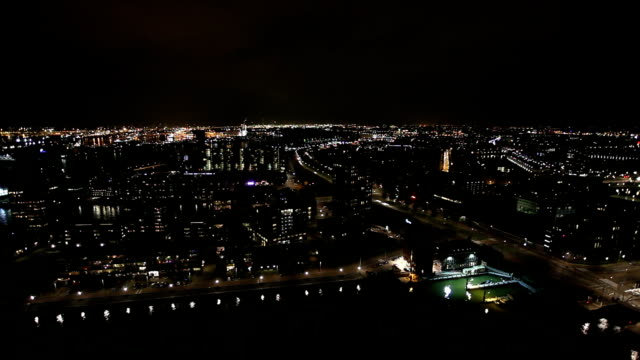 skyline rotterdam, time lapse - rotterdam stock videos & royalty-free footage