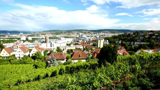 Skyline Stuttgart, Zeitraffer