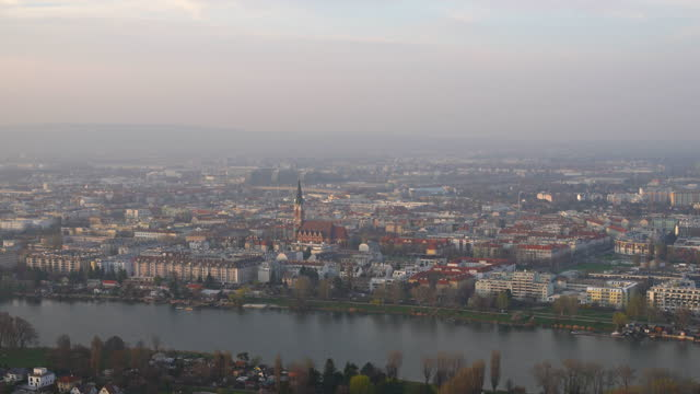 skyline vienna - vienna stock videos & royalty-free footage