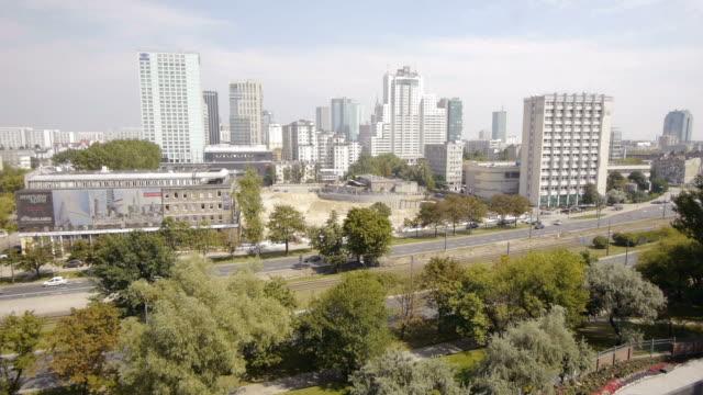 TL Skyline Warsaw, Poland