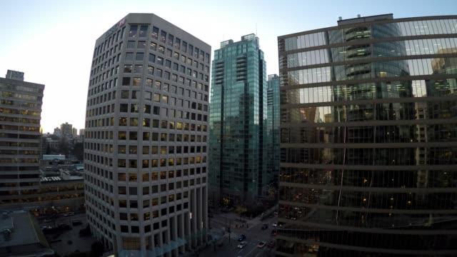 Skyscraper at Vancouver