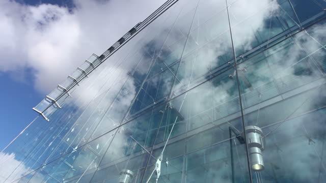 Wolkenkratzer-Zeitraffer