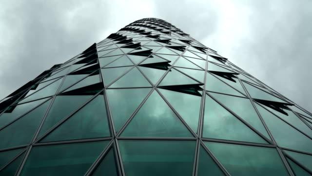 Skyscraper, time lapse