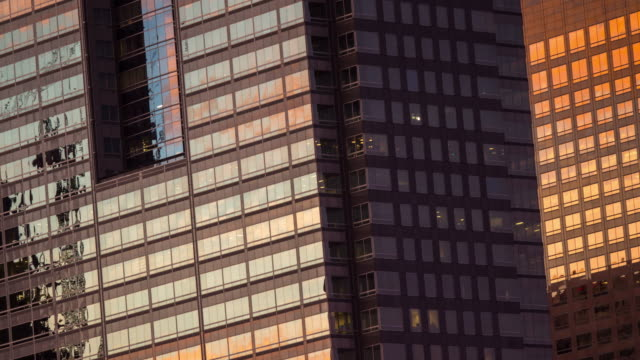 Skyscraper Windows - Timelapse