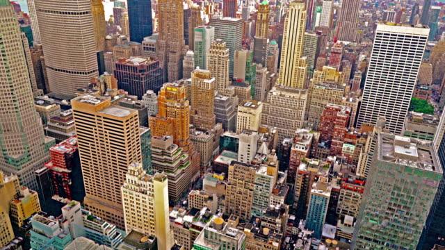 Skyscrapers in Manhattan, New York, USA