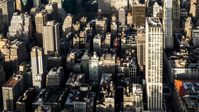 T/L PAN Skyscrapers in Manhattan, NYC
