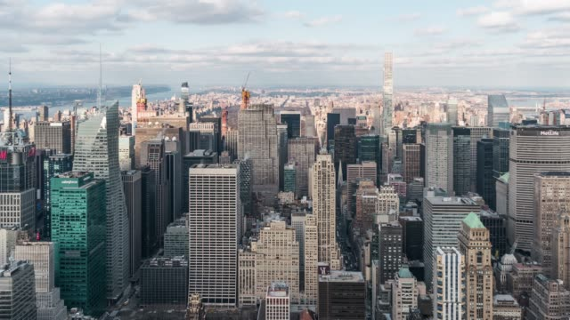 T/L ZO Skyscrapers in Midtown Manhattan, NYC