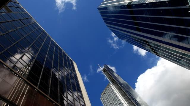 stockvideo's en b-roll-footage met skyscrapers - concentratie
