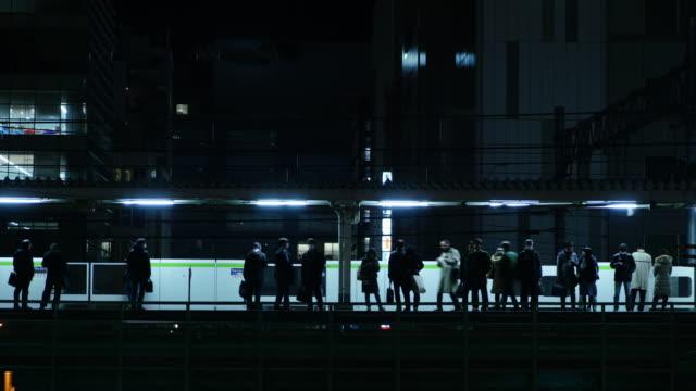 Skytrain in Tokio