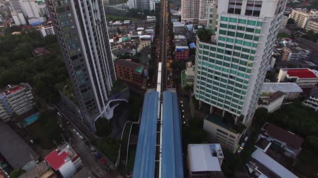 BTS Skytrain, Bangkok, Tailandia