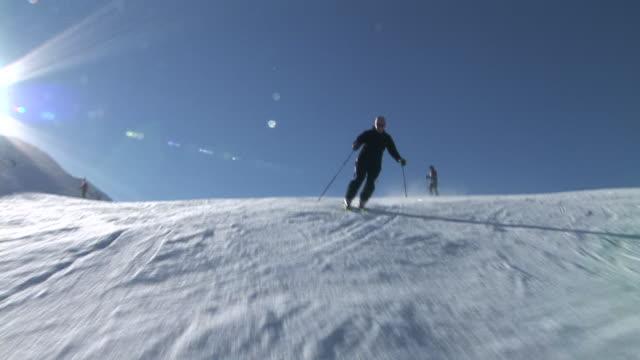 HD: Slalom Skiing