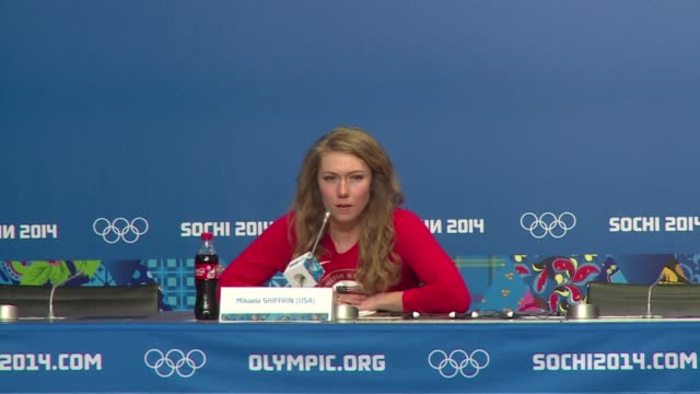 us slalom world champion maria shiffrin says she's as well prepared as possible in her quest for an olympic medal in tuesday's giant slalom and... - olympic medal stock videos & royalty-free footage