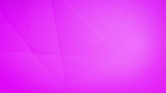 vídeos de stock, filmes e b-roll de oblíqua, angular e afiada curvas abstratas roxas brilhantes formas geométricas, retângulos, triângulos, quadrados de malha uns aos outros e flutuando em torno de loop capaz de vídeo de fundo 4k sem costura - articulação facetária