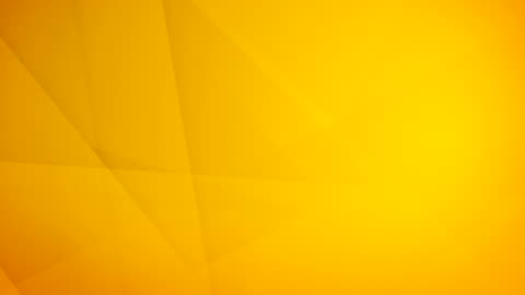 slanted, angled and sharp cornered abstract gold yellow geometric shapes, rectangles, triangles, squares meshing each other and floating around loop able seamless 4k background video - triangle shape stock videos & royalty-free footage
