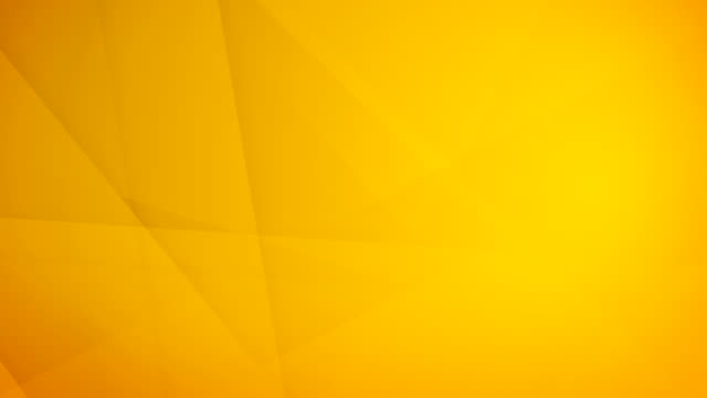 vídeos de stock e filmes b-roll de slanted, angled and sharp cornered abstract gold yellow geometric shapes, rectangles, triangles, squares meshing each other and floating around loop able seamless 4k background video - triângulo