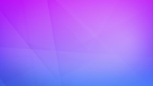 vídeos de stock, filmes e b-roll de inclinação abstrata inclinada, inclinada, angular e afiada roxa às formas geométricas coloridas azuis, retângulos, triângulos, quadrados que gerar malhas se e que flutuam em torno do vídeo de fundo sem emenda capaz do laço 4k - rombo