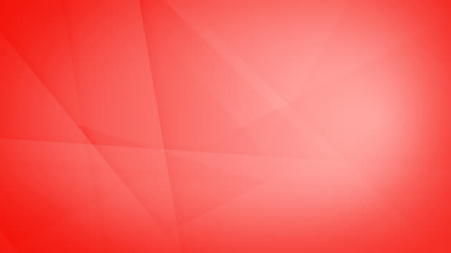 slanted, angled and sharp cornered abstract light red geometric shapes, rectangles, triangles, squares meshing each other and floating around loop able seamless 4k background video - angle stock videos & royalty-free footage