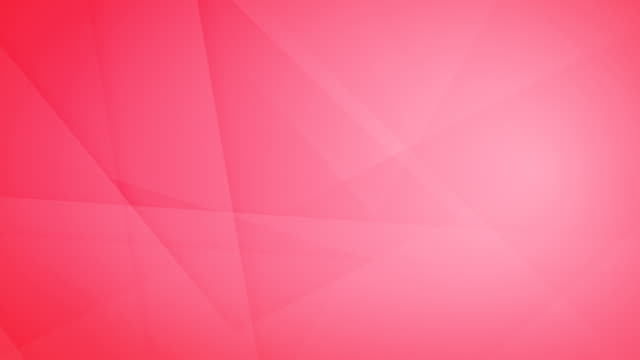 slanted, angled and sharp cornered abstract pink geometric shapes, rectangles, triangles, squares meshing each other and floating around loop able seamless 4k background video - angle stock videos & royalty-free footage