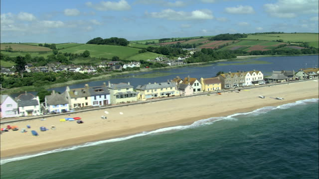 slapton sands - devon stock videos & royalty-free footage