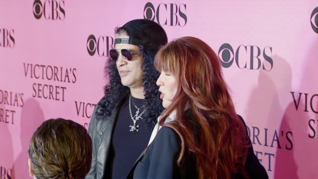 Slash at the 12th Annual Victoria's Secret Fashion Show at the Kodak Theatre in Hollywood California on November 15 2007