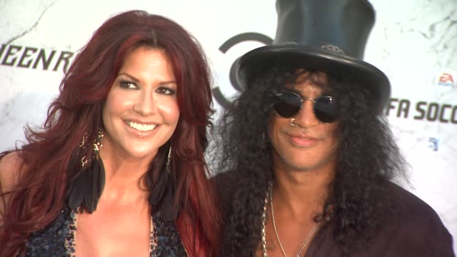 Slash at the Comedy Central Roast Of Charlie Sheen at Los Angeles CA