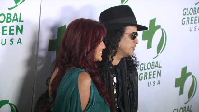 Slash at the Global Green USA's 7th Annual PreOscar Party at Hollywood CA