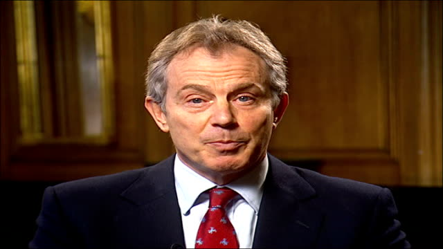 vídeos y material grabado en eventos de stock de events mark 200th anniversary of its abolition ghana elmina tony blair mp speech sot it is an opportunity also for the united kingdom to express our... - elmina