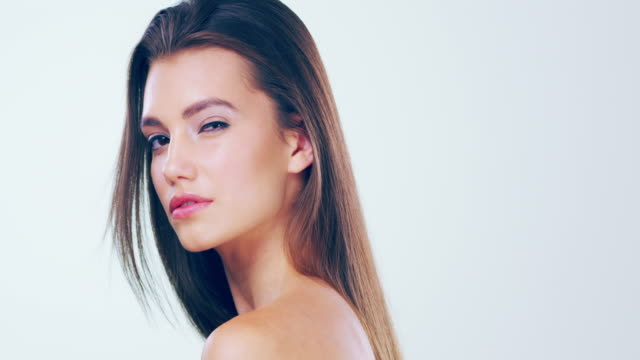 sleek, strong and smooth - beautiful woman stock videos & royalty-free footage