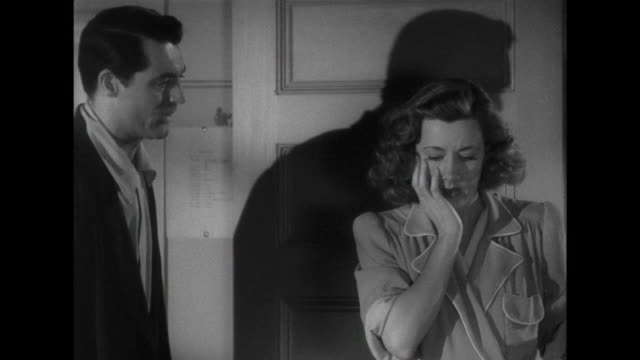 1941 Sleep proves to be difficult for new parents ( Cary Grant & Irene Dunne)