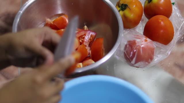 Tranche de tomate