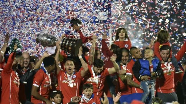 Copa América Videos und B-Roll-Filmmaterial | Getty Images