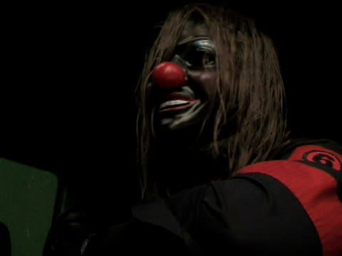 Slipknot 'Clown' on how the journey to where they are has been hard at the Download Festival 2009 at Derby England