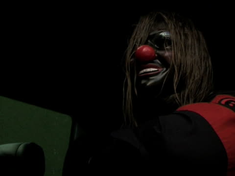 Slipknot 'Clown' on what he feels when he's on stage at the Download Festival 2009 at Derby England